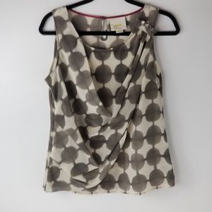 Anthropology's Maeve Quantum Top size 4
